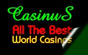 CasinuS.net! The Best Internet Casinos Are Here !